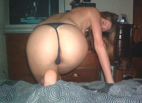 Mes petites fesses sur un blog de sexe