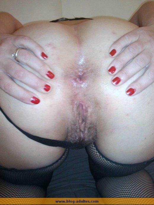 Femme avec cul de salope