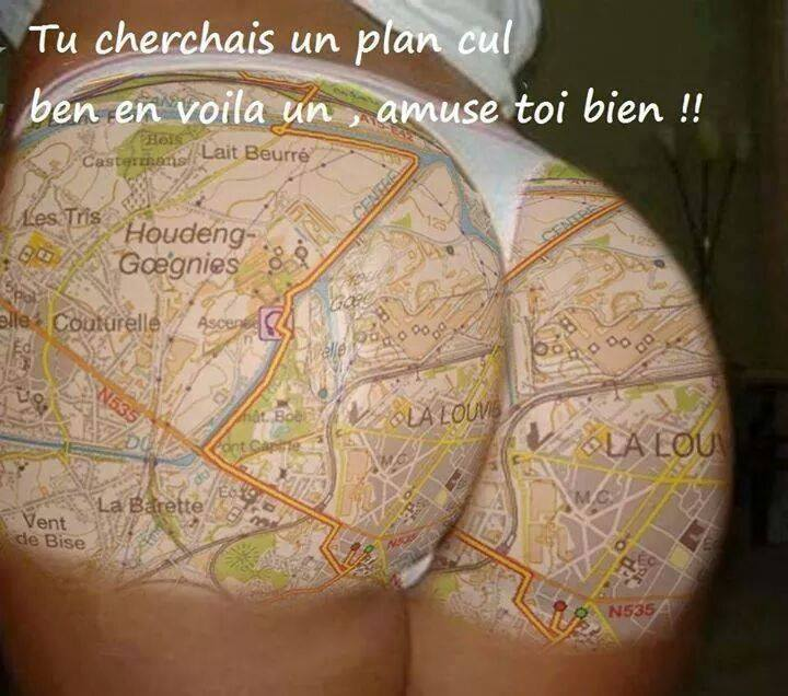 Photo d'un plan cul
